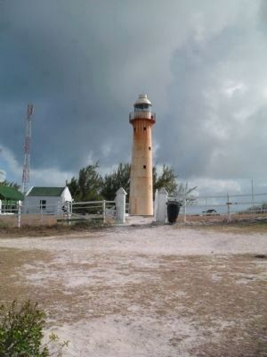 Grand Turk Historic Lighthouse image. Click for full size.