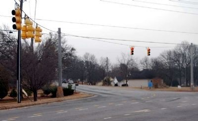 Intersection of SC 357 and South 908 image. Click for full size.