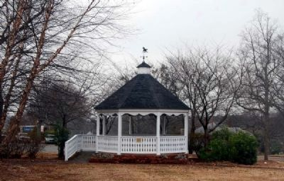Town of Lyman Gazebo image. Click for full size.