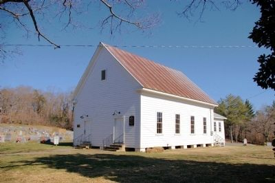 Cartecay Methodist Church image. Click for full size.