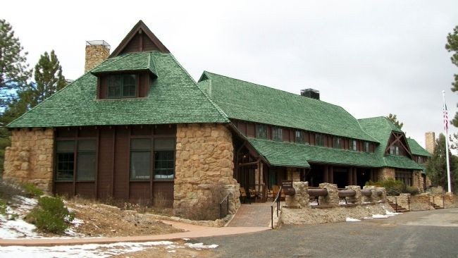 Bryce Canyon Lodge image. Click for full size.