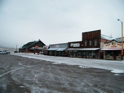Town of Gardiner, MT image. Click for full size.