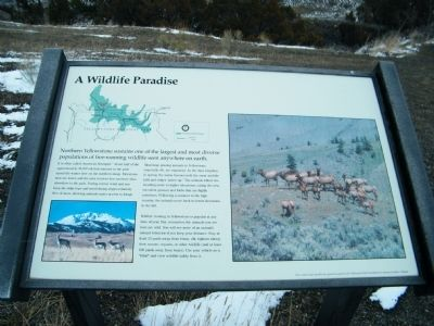 A Wildlife Paradise Marker image. Click for full size.