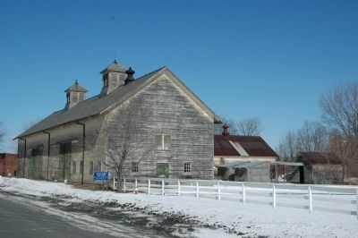 Shaker Church Family Barn image. Click for full size.