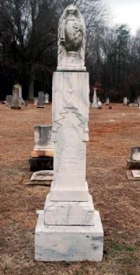 John Belton O&#39;Neall Landrum<br>Monument - East Inscription image. Click for full size.