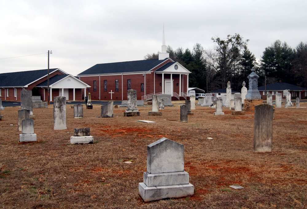 Mount Zion Baptist Church and Cemetery