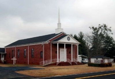 Mount Zion Baptist Church image. Click for full size.