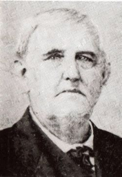 Rev John Gill Landrum<br>1810-1882 image. Click for full size.