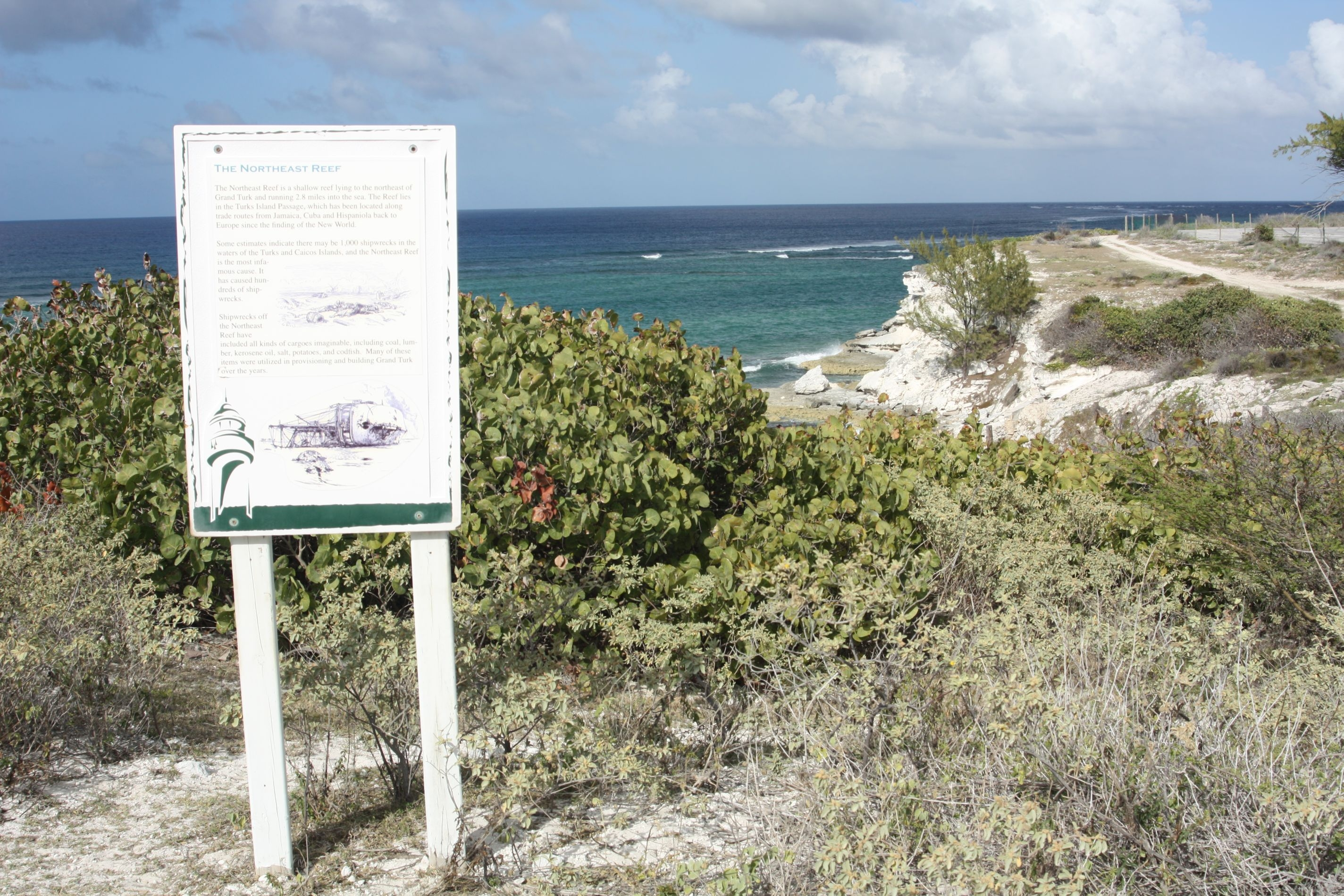 The Northeast Reef Marker