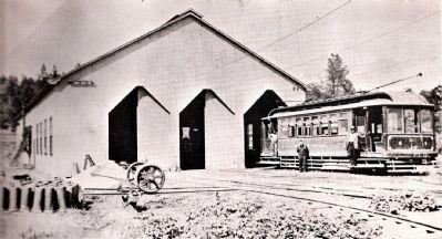 Nevada County Traction Company image. Click for full size.
