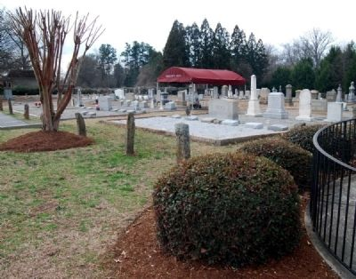 Honea Path Cemetery image. Click for full size.