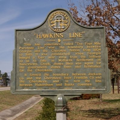 """Hawkins Line"" Marker image. Click for full size."