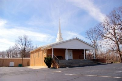 Line Baptist Church image. Click for full size.