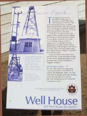 Well House Marker image. Click for full size.