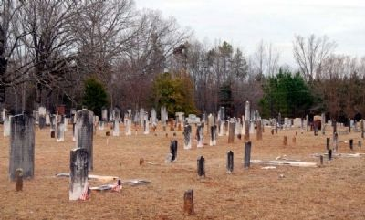 Greenville Presbyterian Church Cemetery image. Click for full size.