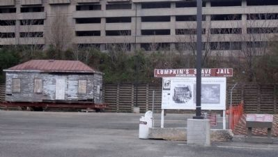 Lumpkin's Slave Jail Site image. Click for full size.