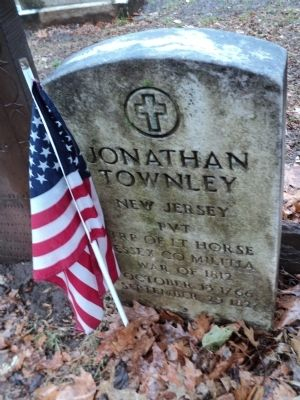 Grave of Jonathan Townley image. Click for full size.