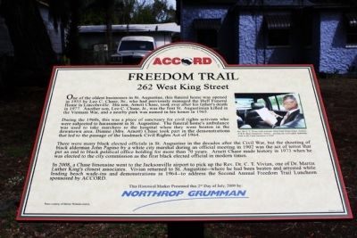 FREEDOM TRAIL Marker image. Click for full size.