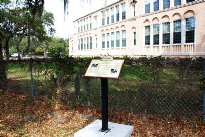 10 Hildreth Drive Marker and The Fullerwood School image, Touch for more information