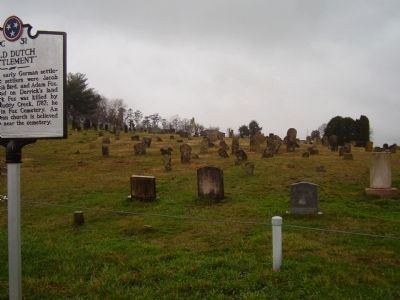 Fox Cemetery image. Click for full size.