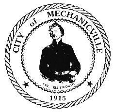City of Mechanicville, N.Y. Logo image. Click for full size.