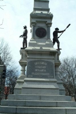 To Our Confederate Dead Marker image. Click for full size.