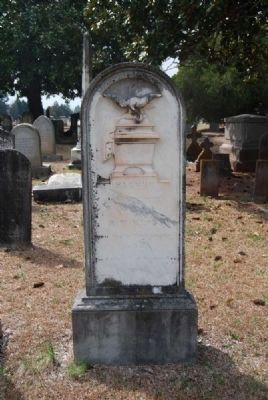 Alexander McDuffie Reid Tombstone image. Click for full size.