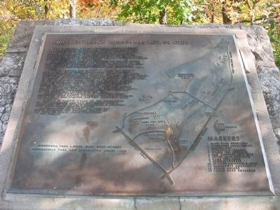 Main Entrance Minnehaha Lower Glen Marker image, Touch for more information