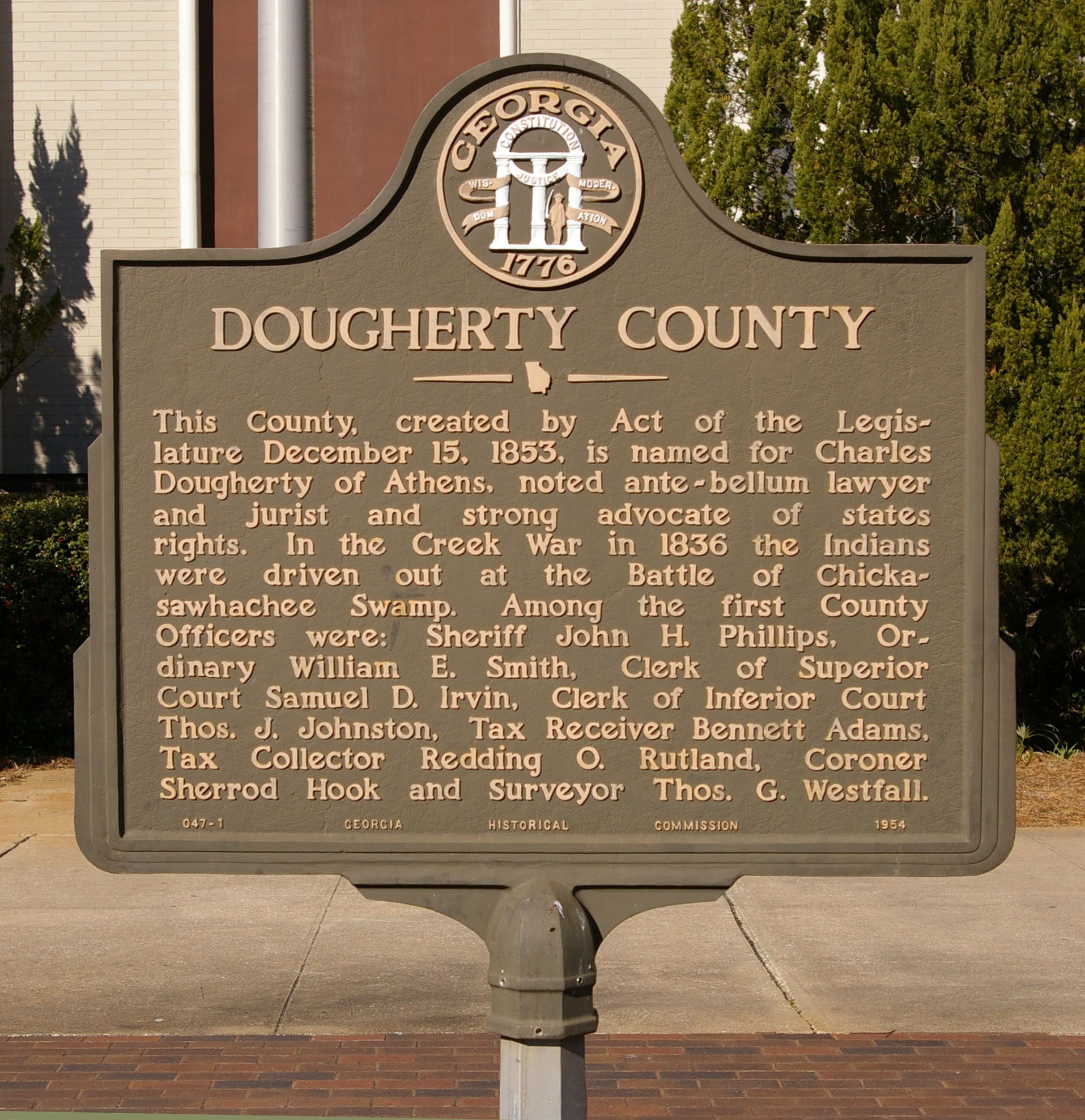 dougherty county singles Homes for sale in dougherty county, ga have a median listing price of $106,000 and a price per square foot of $59 there are 555 active homes for sale in dougherty county, georgia, which spend an.