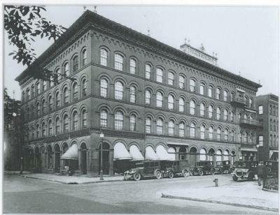 W & L E Gurley Building image. Click for full size.
