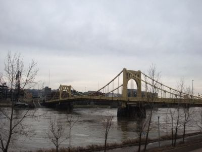 Roberto Clemente (6th Street) Bridge image. Click for full size.
