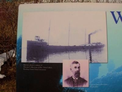 Steamer Appomattox Marker image. Click for full size.