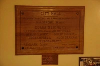 Inside Cohoes City Hall image. Click for full size.