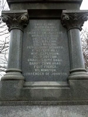 97th Regiment of Pennsylvania Volunteers Memorial Marker image. Click for full size.