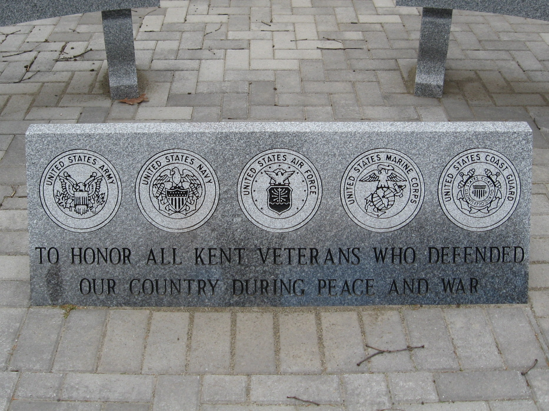 Kent Veterans Monument