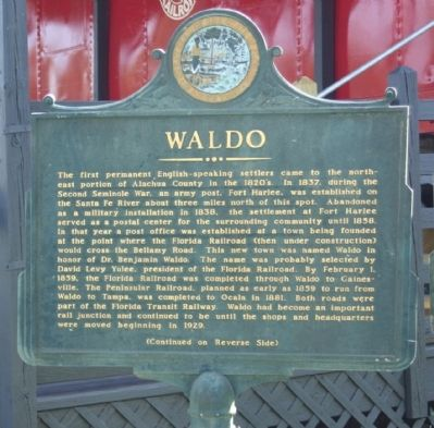 Waldo Marker image. Click for full size.
