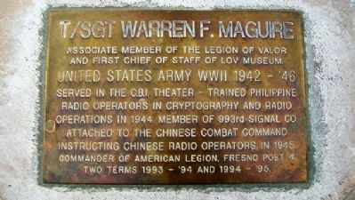 T/Sgt Warren F. Maguire, US Army image. Click for full size.