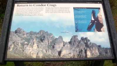 Return to Condor Crags Marker image. Click for full size.