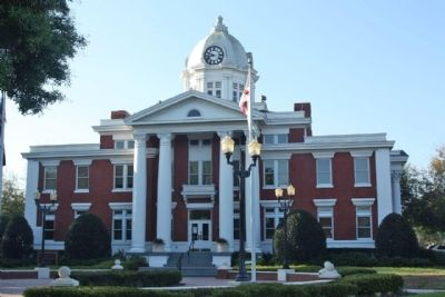 Pasco County Courthouse image. Click for full size.