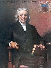 Bishop Francis Asbury, as mentioned image. Click for full size.