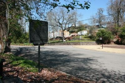 Redmont Park Historic District Marker (North View) image. Click for full size.