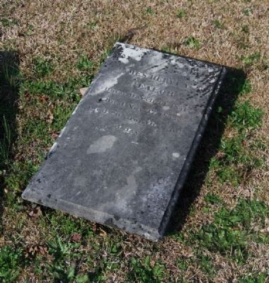 James Hervey Pealor Tombstone image. Click for full size.