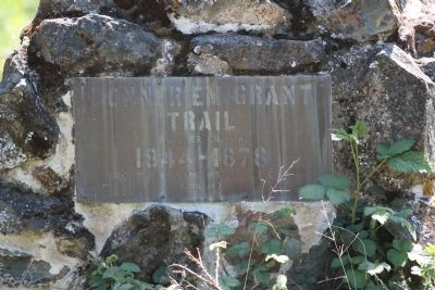 Donner Emigrant Trail image. Click for full size.