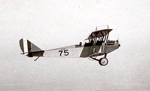 "Curtiss JN4 ""Jenny"" image. Click for full size."