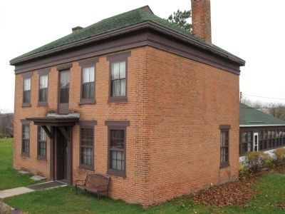 Dupuis House / Historic Site Visitor Center image. Click for full size.