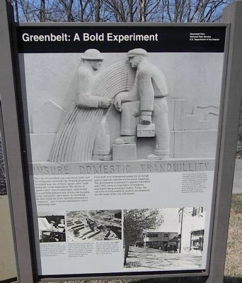 Greenbelt: A Bold Experiment image. Click for full size.