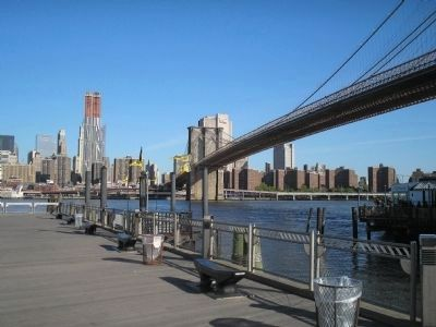 Brooklyn Bridge image. Click for full size.