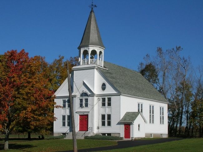 Currytown Reformed Church image. Click for full size.