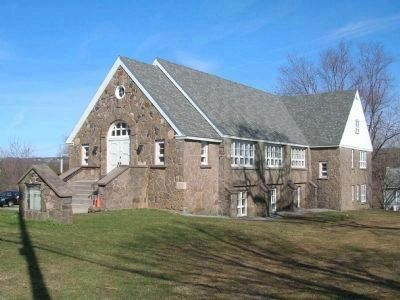 The Former Duanesburg Reformed Presbyterian Church image. Click for full size.