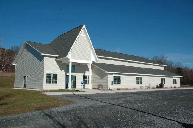 The New Duanesburg Reformed Presbyterian Church image. Click for full size.